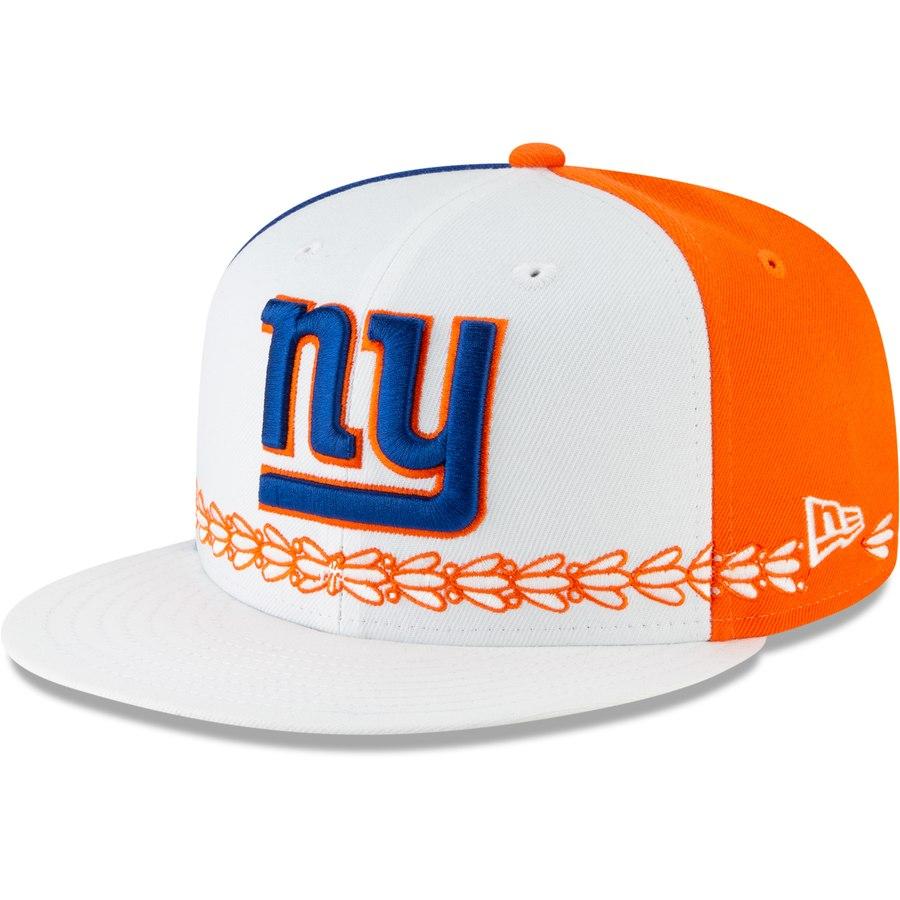 hot sale best place sleek New York Giants New Era 2019 NFL Draft Spotlight 59FIFTY Fitted ...